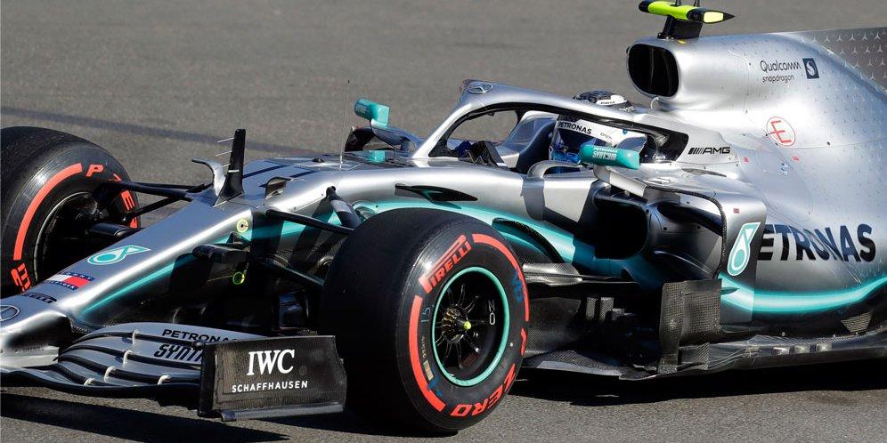 F1 GP 2019 Azerbaijan Nyeleweng