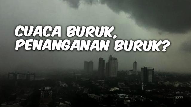 Cuaca Buruk di Indonesia Menghambat Aktivitas