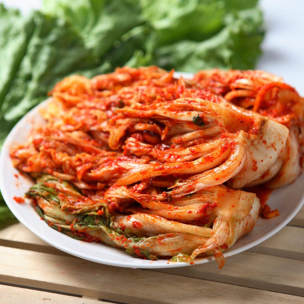 Manfaat Kimchi Korea Bagi Kesehatan Tubuh